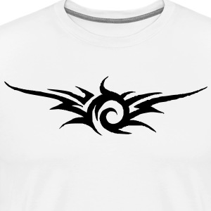 tribal tattoo T-Shirts - Men's Premium T-Shirt
