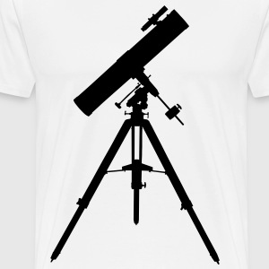 telescope profession T-Shirts - Men's Premium T-Shirt