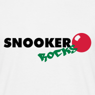 Design ~ snooker rocks shirt