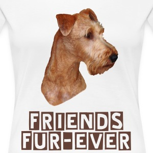 Irish Terrier_02 T-Shirts - Frauen Premium T-Shirt
