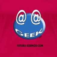 Motif ~ Geek femme rose