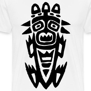 tribal tattoo T-shirt - Maglietta Premium da uomo