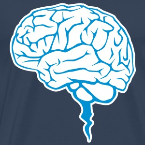 The Brain - Men's Premium T-Shirt