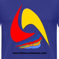 Motif ~ Futura-Sciences homme bleu royal