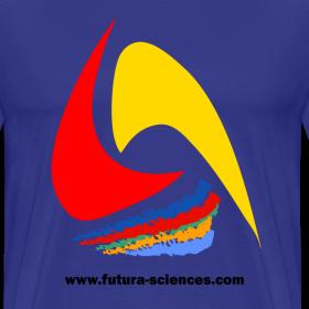 Motif ~ Futura-Sciences homme bleu royal