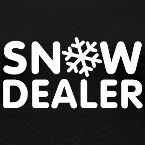 Snow Dealer T-Shirts - Vrouwen Premium T-shirt
