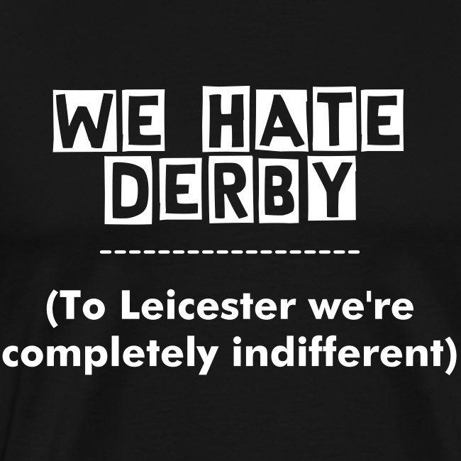 We Hate Derby