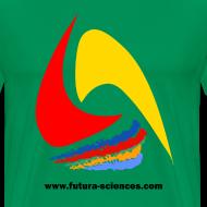 Motif ~ Futura-Sciences homme vert mousse