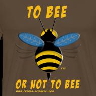 Motif ~ To bee homme marron