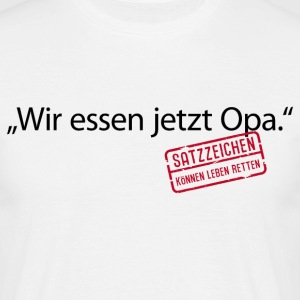 Opa - Men's T-Shirt