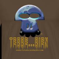 Motif ~ Terrien homme marron