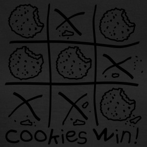 Cookies win! T-shirts - T-shirt dam
