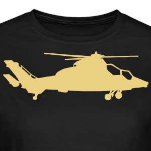 helicopter kids military rc T-shirt - Maglietta da donna