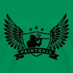paintball T-Shirts - Men's Premium T-Shirt