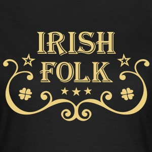Irish Folk Music Irland Musik T-Shirts  - Frauen T-Shirt