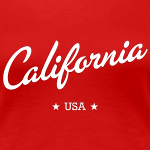 California T-Shirt - Frauen Premium T-Shirt