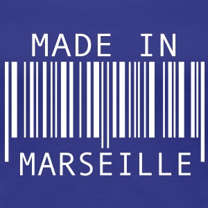 Made in Marseille Tee shirts - T-shirt Premium Femme