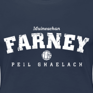 Design ~ Vintage Monaghan Football T-Shirt