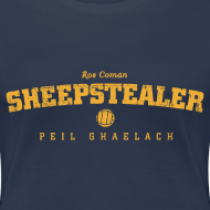 Design ~ Vintage Roscommon Sheepstealer Football T-Shirt