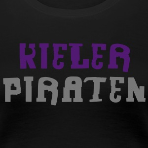kieler piraten T-Shirts - Frauen Premium T-Shirt