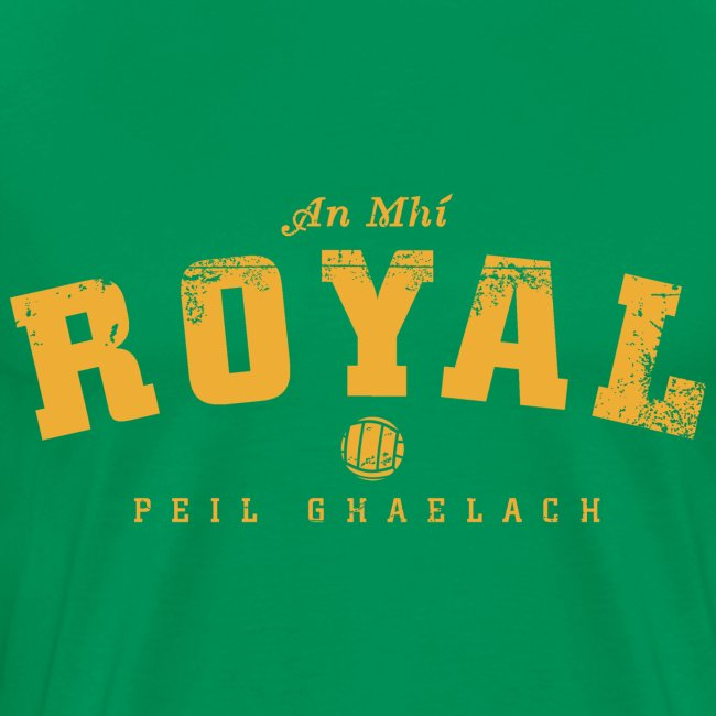 Vintage Meath Football T-Shirt