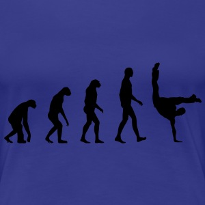 Evolution Breakdance Camisetas - Camiseta premium mujer