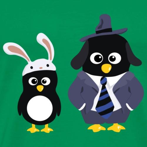 Pingouins Sam and Max