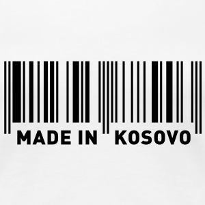 MADE IN KOSOVO T-shirt - Maglietta Premium da donna
