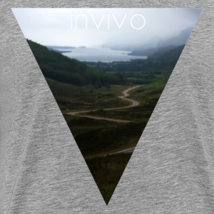 Road to the Loch - Triangle T-Shirts - Männer Premium T-Shirt