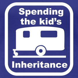 Kid's inheritance T-Shirts - Women's Premium T-Shirt