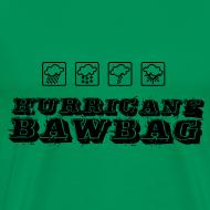 Design ~ Hurricane Bawbag Symbol