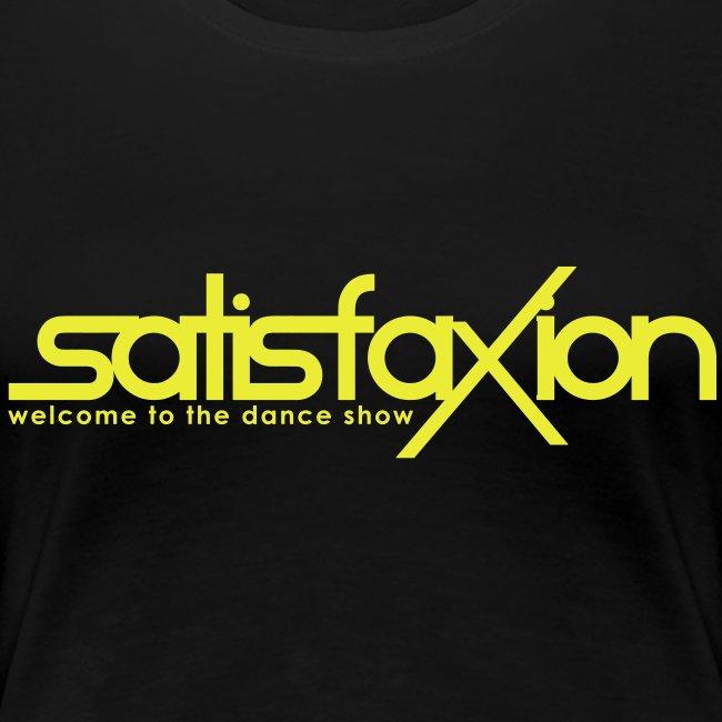 Camisesta ajustada SatisfaXion Girl