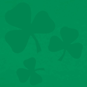1 colors - Kleeblatt Irland Sankt Patricks Day Shamrock Ireland Saint T-shirts - Mannen Premium T-shirt