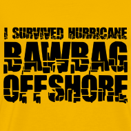 Design ~ I Survived Hurricane BawBag Offshore