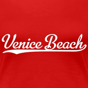 Venice Beach T-Shirt - Frauen Premium T-Shirt