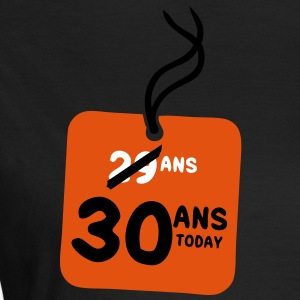 29 past 30 ans today etiquette Tee shirts - T-shirt Femme