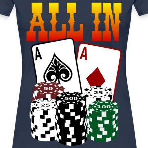 ALL IN T-Shirts - Frauen Premium T-Shirt