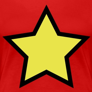 Star Rating T-Shirts - Women's Premium T-Shirt