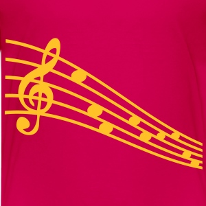 Music Kids' T-shirt - Teenage Premium T-Shirt