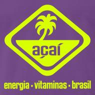 Motiv ~ Açaí Comfort T (einfarbiges Logo)