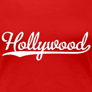 Hollywood T-Shirt - Premium-T-shirt dam