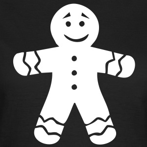 Gingerbread T-shirts - T-shirt dam
