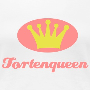 backen T-Shirts - Frauen Premium T-Shirt