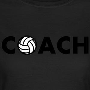 volleyball coach T-Shirts - Frauen T-Shirt