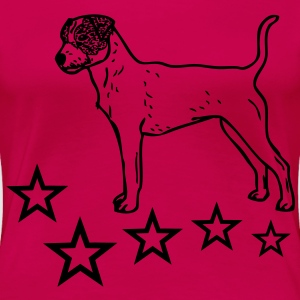 - www.dog-power.nl - CG -  - Women's Premium T-Shirt