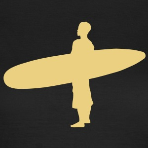 Surfer Dude (Surf Shirt) - Frauen T-Shirt