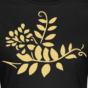 flower pot art T-shirts - T-shirt dam
