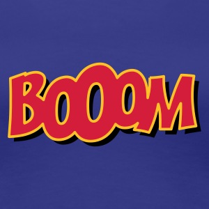 booom :-: - Women's Premium T-Shirt
