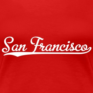 San Francisco T-Shirt - Frauen Premium T-Shirt