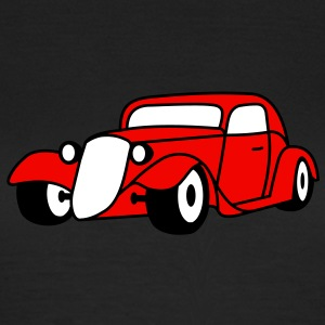 3 colors - Hot Rod Oldtimer Custom Cars Automobil Tuning T-Shirts - Women's T-Shirt
